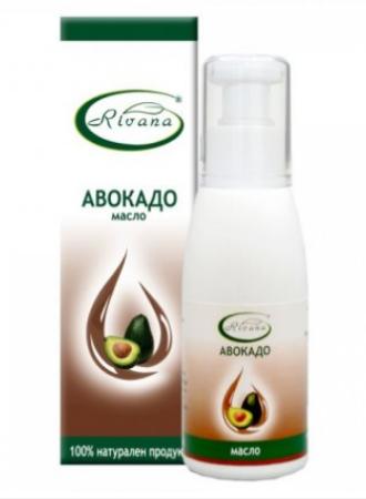 РИВАНА Масло от АВОКАДО 100мл | RIVANA AVOCADO Oil 100ml