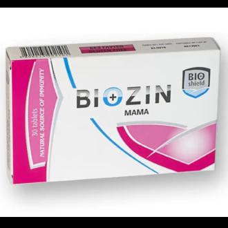 БИОЗИН МАМА таблетки х 30 бр. БИОШИЛД | BIOZIN MAMA tabs x 30s BIOSHIELD