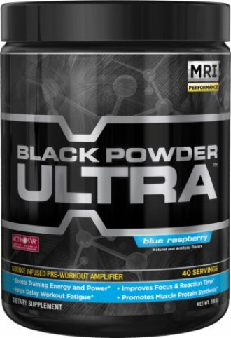 БЛЕК ПАУДЪР УЛТРА прах 240г МРИ | BLACK POWDER ULTRA pwd 240g MRI