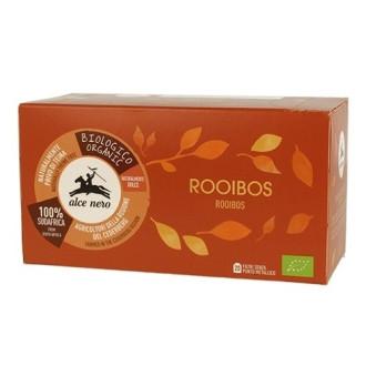 Чай Ройбос Alce Nero 20бр филтърни пакетчета | Rooibos tea Alce Nero 20s tisane