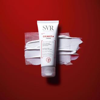 СВР ЦИКАВИТ+ Успокояващ и възстановяващ крем 40мл | SVR CICAVIT+ Soothing cream 40ml