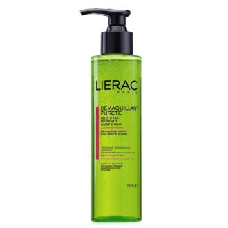 ЛИЕРАК Почистваща гел-пяна за очи и лице 200мл | LIERAC Refreshing cleansing gel 200ml