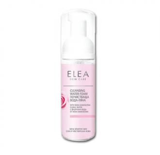 ЕЛЕА Почистваща вода-пяна за лице суха и чувствителна кожа 165мл | ELEA Cleansing water-foam dry adn sensitive skin 165ml