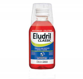 ЕЛУДРИЛ Вода за уста КЛАСИК 200мл | ELUDRIL Mouthwash CLASSIC 200ml