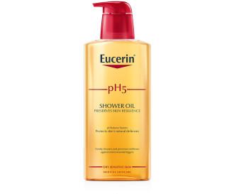 ЮСЕРИН pH5 Душ олио 400мл | EUCERIN pH5 Shower oil 400ml