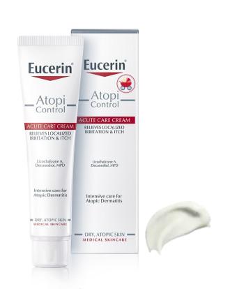 ЮСЕРИН АТОПИКОНТРОЛ Интензивен успокояващ крем 40мл | EUCERIN AtopiControl Intensive soothing cream 40ml