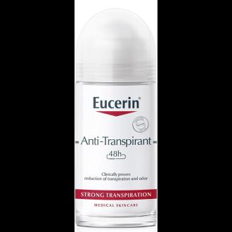 ЮСЕРИН Рол-oн дезодорант за силно изпотяване 50мл | EUCERIN Deodorant for strong perspirant  50ml