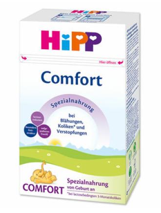 ХИП КОМФОРТ Специализирана храна за кърмачета 500гр | HIPP COMFORT Specialized infant food 500g