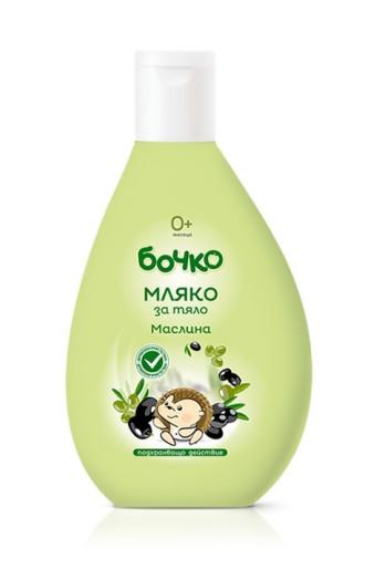 БОЧКО Мляко за тяло Маслина 200мл | BOCHKO Body milk Olive 200ml