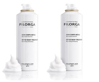ФИЛОРГА Детоксикираща и подхранваща пяна за тяло 2x150мл | FILORGA DETOX body treatment 2x150ml