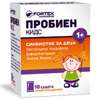 ПРОБИЕН КИДС сашета 10бр ФОРТЕКС | PROBIEN KIDS sachets 10s FORTEX