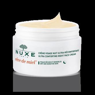 НУКС РЕВ ДЬО МИЕЛ Интензивен нощен крем 50мл | NUXE REVE DE MIEL Ultra comforting night face cream 50ml