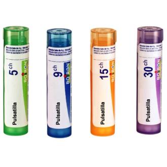 ПУЛСАТИЛА 5CH, 9CH, 15CH, 30CH гранули 4гр. БОАРОН | PULSATILLA 5CH, 9CH, 15CH, 30CH pillules 4g BOIRON