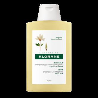 КЛОРАН Шампоан с восък от магнолия 200мл | KLORANE Shine shampoo with magnolia 200ml