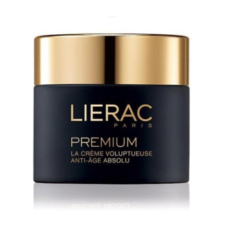 ЛИЕРАК ПРЕМИУМ Богат крем за суха и много суха кожа 50мл | LIERAC PREMIUM Crème Voluptueuse 50ml