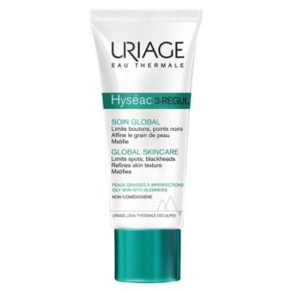ЮРИАЖ ХИСЕАК 3-РЕГУЛ Цялостна грижа срещу несъвършенства 40мл | URIAGE HYSEAC 3-REGUL Global skin care 40ml