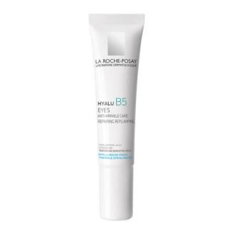 ЛА РОШ ПОЗЕ ХИАЛУ Б5 Коригираща грижа против бръчки за околоочен контур 15мл. | LA ROCHE-POSAY HYALU B5 EYES Anti-wrinkle care 15ml