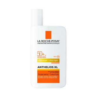 ЛА РОШ ПОЗЕ АНТЕЛИОС XL Слънцезащитен ултра лек флуид (оцветен) SPF50 50мл | LA ROCHE-POSAY ANTHELIOS XL Ultra-light tinted fluid SPF50 50ml