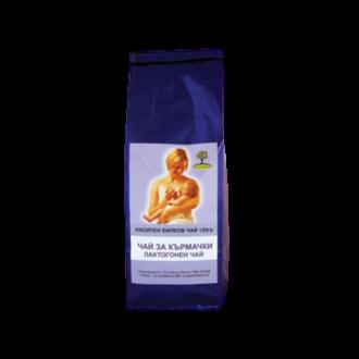 Лактогонен чай (за кърмачки), насипен 120гр ЛУКС БИОХЕРБА | Lactation tea, loose 120g LUXE BIOHERBA