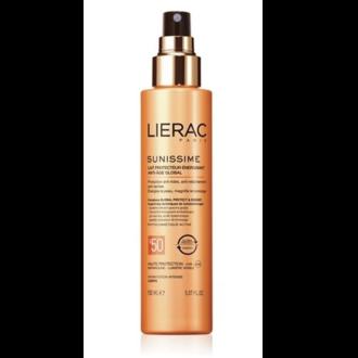 ЛИЕРАК СЪНИСИМ Слънцезащитно мляко за тяло SPF50 150мл | LIERAC SUNISSIME Protecting energisizing lotion SPF50 150ml