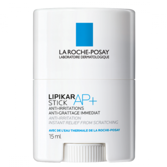 ЛА РОШ ПОЗЕ ЛИПИКАР АР+ Стик против сърбеж 15мл | LA ROCHE-POSAY LIPIKAR AR+ Stick anti-irritation 15ml