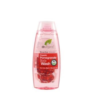 Д-Р ОРГАНИК Нар душ гел 250мл | DR ORGANIC Pomegranate body wash 250ml