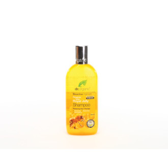 Д-Р ОРГАНИК Пчелно млечице шампоан 265мл   DR ORGANIC Royal jelly shampoo 265ml
