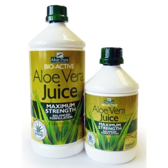 Сок от Алое Вера ОПТИМА 500мл, 1л | Aloe Vera juice OPTIMA 500ml, 1l