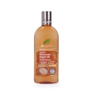 Д-Р ОРГАНИК Арганово масло шампоан 265мл | DR ORGANIC Argan oil shampoo 265ml