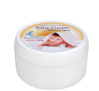 МАКЕДОНСКА КРЕМА Бебешки крем 100мл | MACEDONSKA KREMA Baby cream 100ml