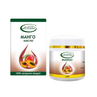 Масло от МАНГО 55мл РИВАНА   MANGO Oil 55ml RIVANA