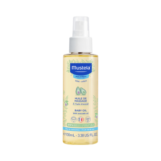 МУСТЕЛА Масажно олио 100мл | MUSTELA Massage Oil 100ml