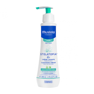 Душ крем МУСТЕЛА СТЕЛАТОПИЯ x 200мл | Cleansing cream MUSTELA STELATOPIA 200ml