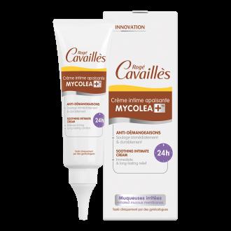 РОЖЕ КАВАЙЕ Успокояващ интимен крем MYCOLEA+ 50мл | ROGE CAVAILLES Intime Creme MYCOLEA+ 50ml