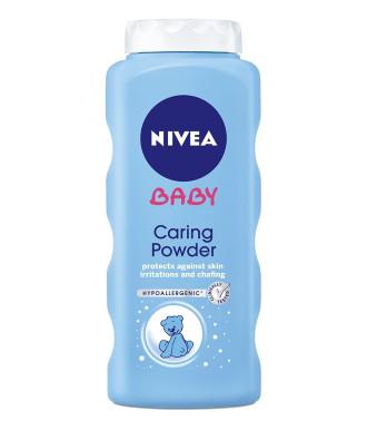НИВЕА БЕБЕ Пудра 100гр | NIVEA BABY Caring powder 100g