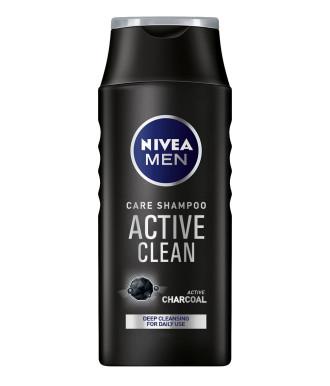 НИВЕА МЕН АКТИВ КЛИЙН Шампоан за мъже 250мл | NIVEA MEN ACTIVE CLEAN Care shampoo 250ml
