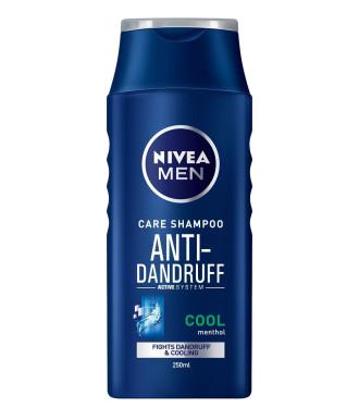 НИВЕА МЕН КУУЛ Шампоан за мъже против пърхот 250мл | NIVEA MEN COOL Care shampoo anti-dandruff 250ml