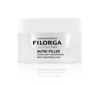 ФИЛОРГА Подхранващ и попълващ крем за лице 50мл | FILORGA NUTRI-FILLER Nutri-replenishing cream 50ml