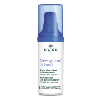 НУКС КРЕМ ФРЕШ ДЕ БЮТИ Серум 50мл | NUXE CREME FRAICHE DE BEAUTE Moisturizing serum 50ml
