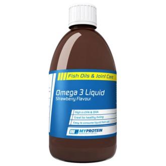 ОМЕГА-3 СУПЕР СИЛА течност 150 мл МАЙПРОТЕИН | OMEGA-3 SUPER STRENGTH liquid 150 ml MYPROTEIN