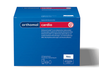 КАРДИО за здраво сърце 30бр. дози ОРТОМОЛ | CARDIO 30s doses ORTHOMOL