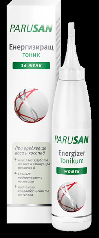ПАРУСАН Енергизиращ тоник за коса за жени 200мл. | PARUSAN Energizing tonic for women 200ml
