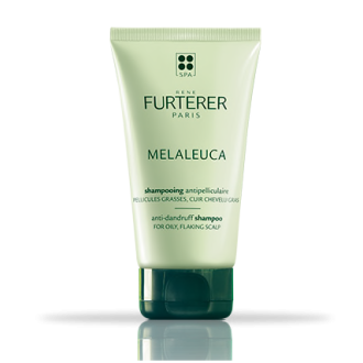 РЕНЕ ФЮРТЕРЕР MАЛАЛЕУКА Шампоан против мазен пърхот и мазен скалп 150мл | RENE FURTERER MELALEUCA Anti-dandruff shampoo for oily flaking scalp 150ml