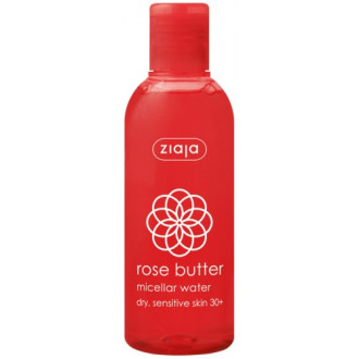 ЖАЯ Мицеларна вода с розово масло 30+ 200мл | ZIAJA Rose butter micellar water 30+ 200ml