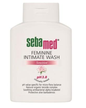СЕБАМЕД Интимен душ гел с рН3,8 50мл. | SEBAMED Intimate wash pH3,8 50ml