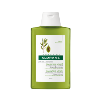КЛОРАН Шампоан с есенциален екстракт от маслина 200мл | KLORANE Shampoo with essential olive extract 200ml