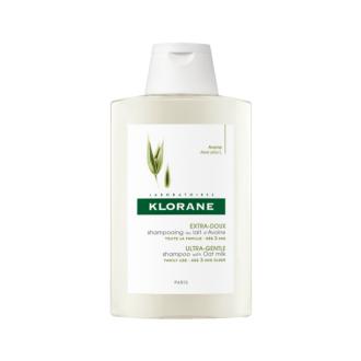 КЛОРАН Ултра-нежен шампоан с мляко от овес 200мл | KLORANE Ultra-gentle shampoo with oat milk 200ml