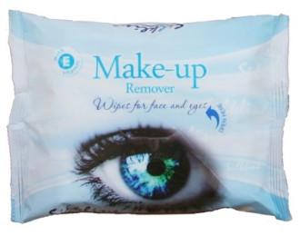 Мокри кърпи за дегримиране 25бр СИЛКЛАЙН | Wet wipes Make-up remover 25s SILKLINE