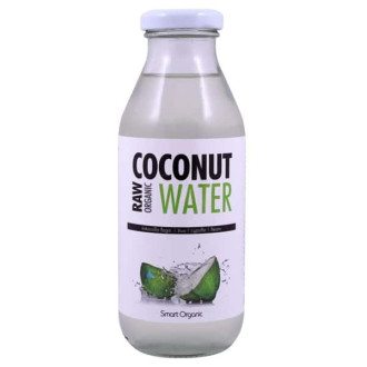 СМАРТ ОРГАНИК СУРОВА Кокосова вода 350мл | SMART ORGANIC RAW Coconut water 350ml