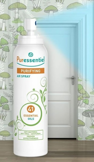 ПЮРЕСЕНШЪЛ Спрей за пречистване на въздуха 200мл | PURESSENTIEL Purifying Air Spray 200ml